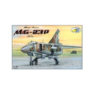 MiG-23P (Type 23-14)