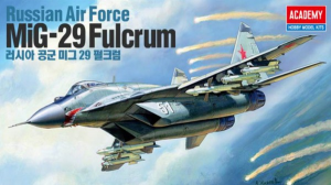 MIG-29 Fulcrum Russian Air Force