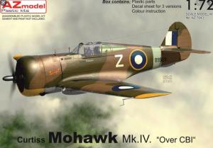 Mohawk Mk.IV 'Over CBI'