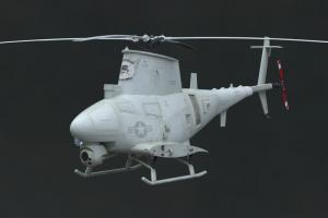 MQ-8B Fire Scout