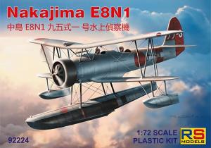 Nakajima E8N1