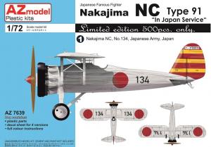 Nakajima NC Type 91