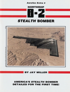 Northrop B-2 Stealth Bomber