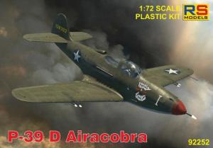 P-39 D Airacobra