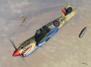 P-40K KITTYHAWK III