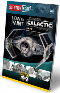 PAINT IMPERIAL GALACTIC FIGHTERS