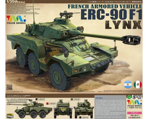 PANHARD ERC-90 F1 lynx