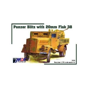 PANZER BLITZ WITH 20MM FLAK 38