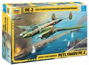 PE-2 Petlyakov