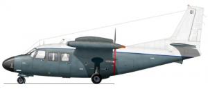 Piaggio P.166S Albatross
