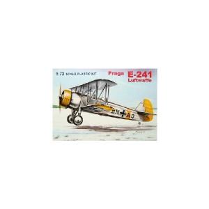 PRAGA E-241 LUFTWAFFE