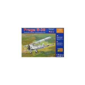 PRAGA E-39 (8 VERSIONS) -