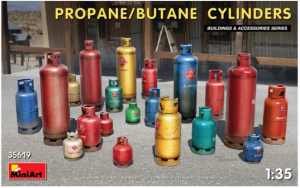 Propane/Butane Cylinders