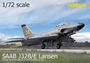 Saab J32B/E 'Lansen'
