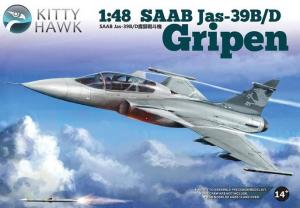 Saab JAS-39B/D Gripen
