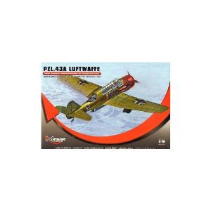 PZL P.43A LUFTWAFFE