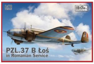 PZL.37B Los