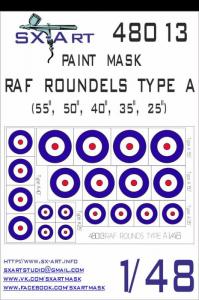 RAF Roundels Type A