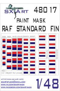 RAF Standard Fin