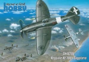 Re.2005 Sagittario 'Ultimate Italian WWII Fighter'