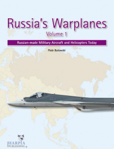 Russia's Warplanes, Volume 1