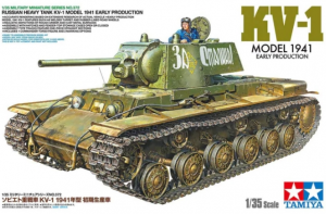 Russian Heavy Tank KV-1
