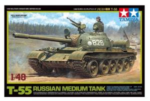 Russian Medium Tank T-55