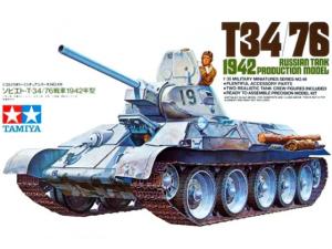 Russian Tank T34/76