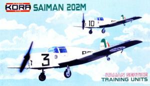 Saiman 202M Italian Service Training Units