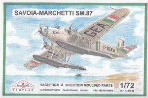 Savoia Marchetti SM.87