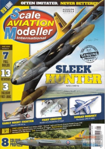 Scale Aviation Modeller International Vol. 25