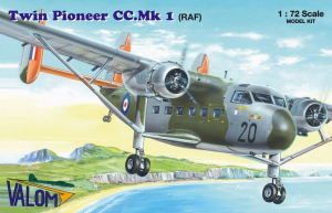 Scottish-Aviation Twin Pioneer (RAF)