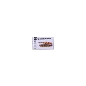 SD.KFZ 165 HUMMEL EARLY V