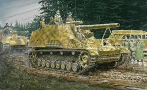 Sd.Kfz.165 Hummel 2 in 1