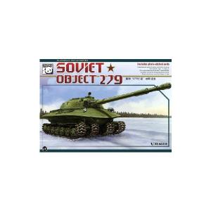 SOVIET TANK OBJECT 279
