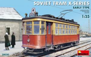 SOVIET TRAM X-SERIES