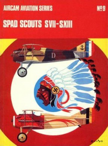 SPAD SCOUTS SVII-SXIII
