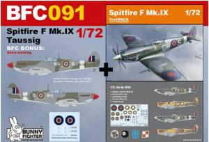 Spitfire F Mk. IX Taussig