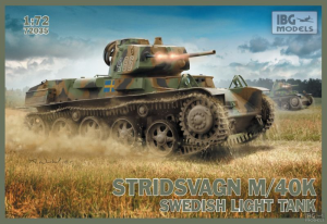 STRIDSVAGN M/40 K