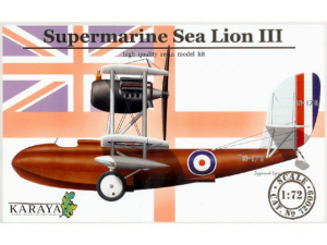 SUPERMARINE SEA LION III