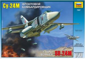 Su-24M Russian Front Bomber