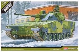SWEDISH CV9040B INFANTRY FIGHTING VEHICLE