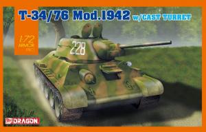 T-34/76 Mod.1942 Cast Turret