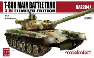 T-80B MAIN BATTLE TANK