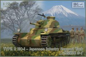 Type 2 Ho-I