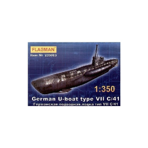 U-BOAT TEDESCO VII C/41