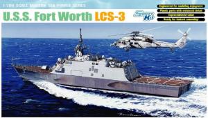 U.S.S. Fort Worth LCS-3