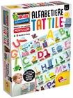 MONTESSORI - Alfabetiere Tattile