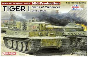 Tiger I Mid-Production