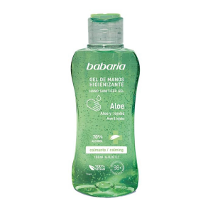 Babaria Aloe Gel De Manos Higienizante 70 Alcohol 500ml